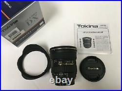 Used Tokina 11-16mm F2.8 Type II Nikon Mount