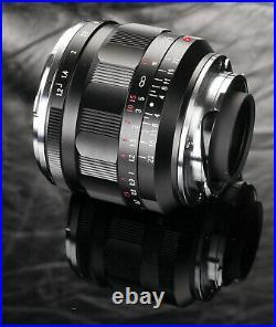 VOIGTLANDER USA New VERSION 35mm f1.2 III NOKTON Leica M Mount FREE NEXT DAY
