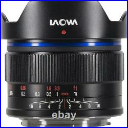 Venus Laowa 10mm f/2 Zero-D MFT Lens #VE1020MFT