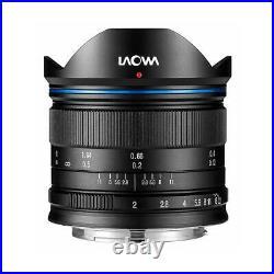 Venus Laowa 7.5mm f/2 Lens for Micro Four Thirds Mount, Black #VE7520MFTSTBLK