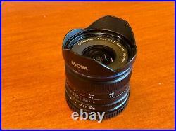 Venus Laowa 7.5mm f/2 MFT Lens for Micro Four Thirds