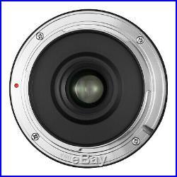 Venus Optics Laowa 9mm f/2.8 Zero-D Lens (Canon EOS-M Mount)