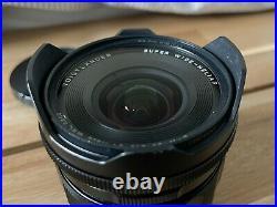 Voigtlander Super Wide-Heliar Aspherical III 15mm F4.5 Lens for Sony FE Mount