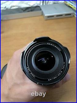 Voigtlander Ultra Wide Heliar 12mm f/5.6 Aspherical Lens for LEICA M mount