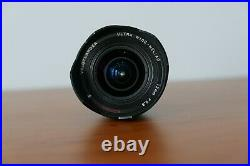 Voigtlander Ultra Wide Heliar 12mm f/5.6 III Aspherical Lens for LEICA M Mount