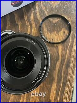 ZEISS Distagon T ZF. 2 15mm f/2.8 ZF MF Lens For Nikon