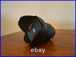 ZEISS Touit 12mm f/2.8 Aspherical AF MF Lens For Fujifilm X-MOUNT