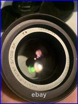Zeiss 7 Lens Prime Set EOS Cinema Lens Set 15 21 25 35 50 85 100mm Duclos Mod