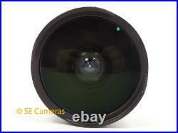 Zenit MC Zenitar 16mm F2.8 Nikon Ais Mount Prime Fisheye Lens Excellent